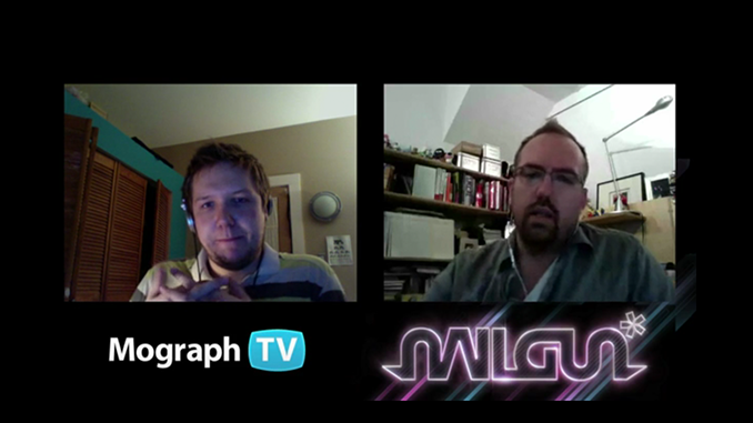 Recording Skype Interviews by Ryan Bollenbach of Mograph TV