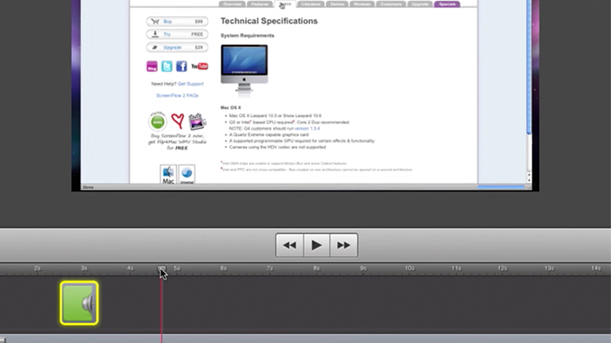 How to Manually Add a Mouse Click Effect to Your Screencasts