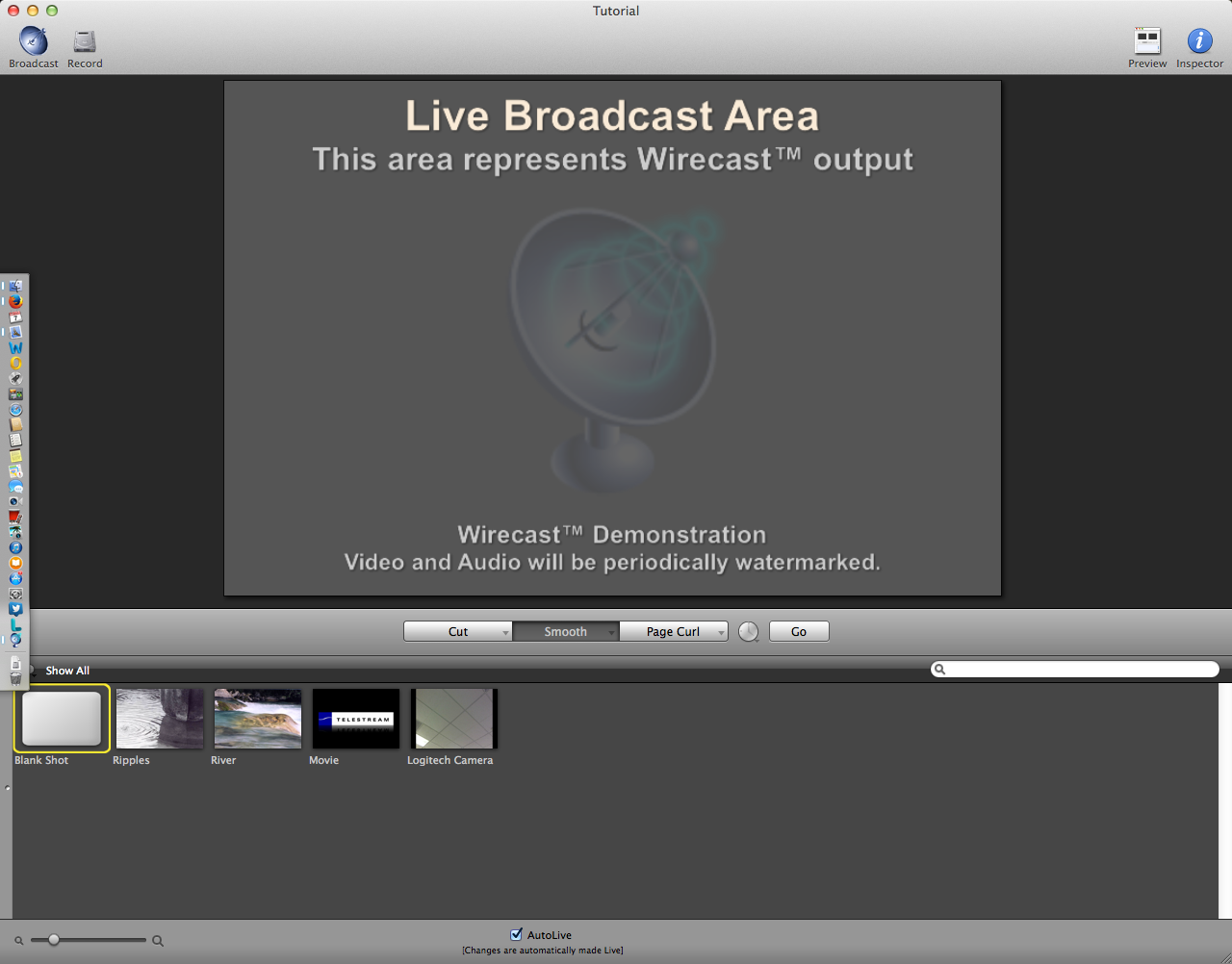 Wirecast 3