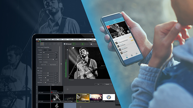 Wirecast 7.5 Adds Periscope API – Twitter Integration