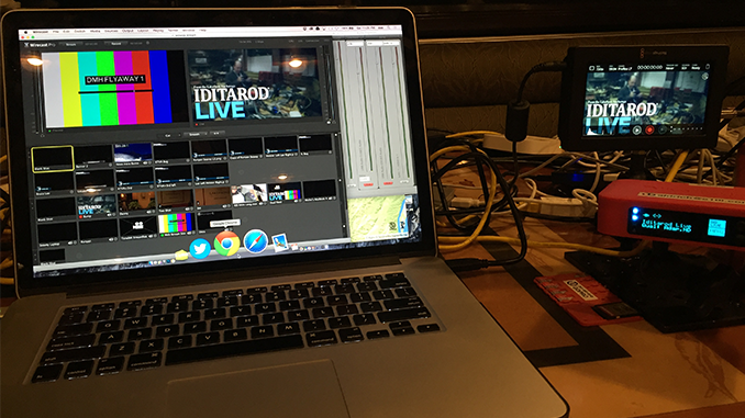 """Iditarod.com Brings """"The Last Great Race"""" To Millions With Wirecast"""
