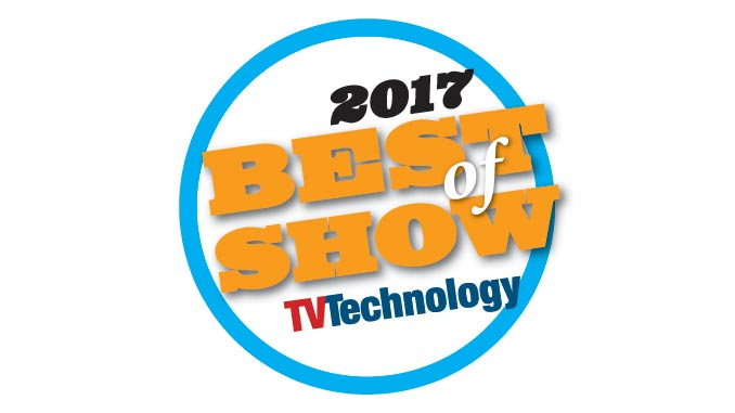 Wirecast Gear Wins Best of Show Award!