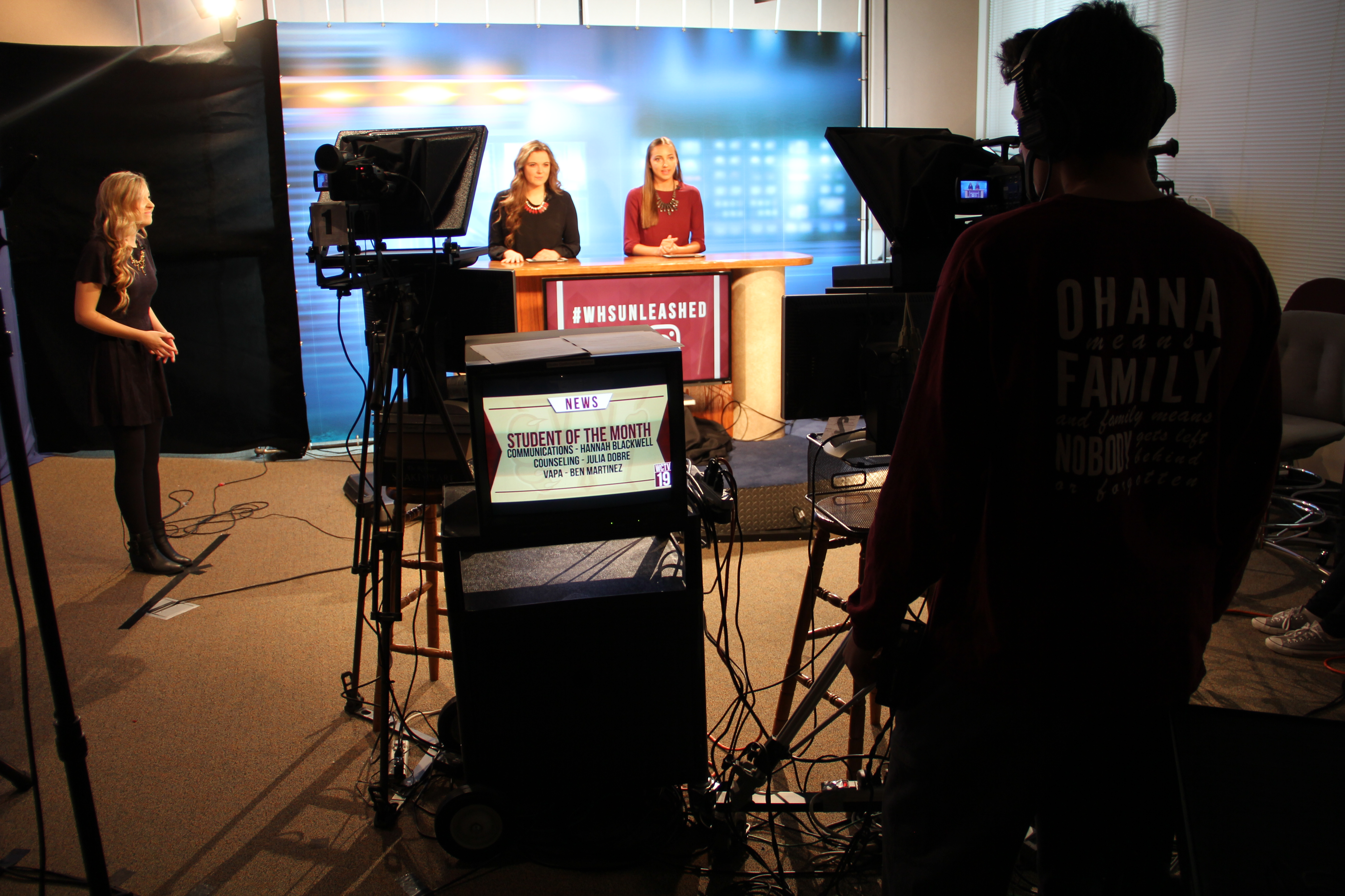 California High School Delivers Award-Winning Broadcast Media Program with Wirecast