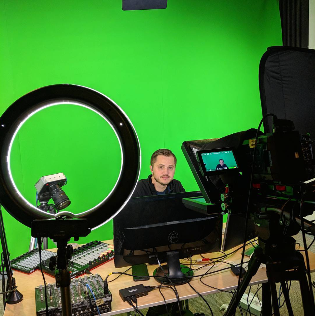 Telestream's web studio
