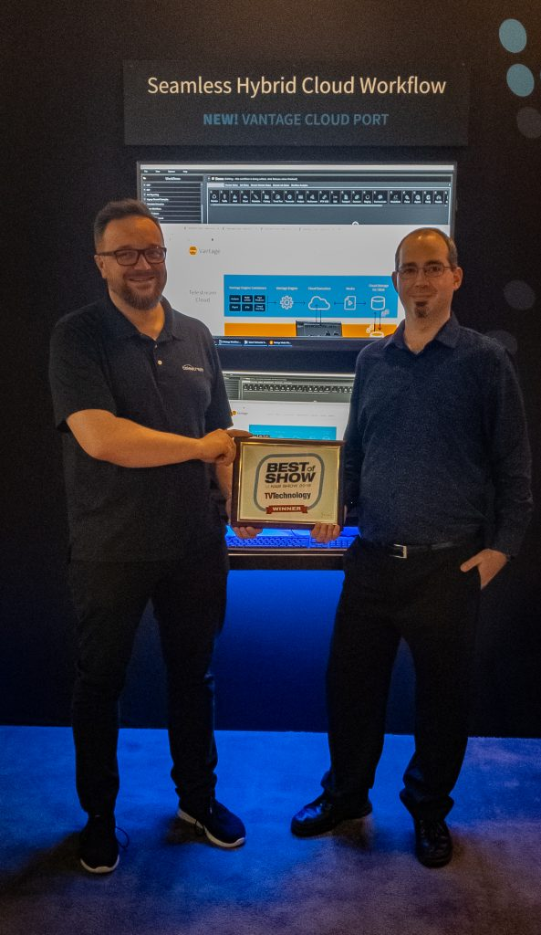 NAB 2019 TV Tech Award