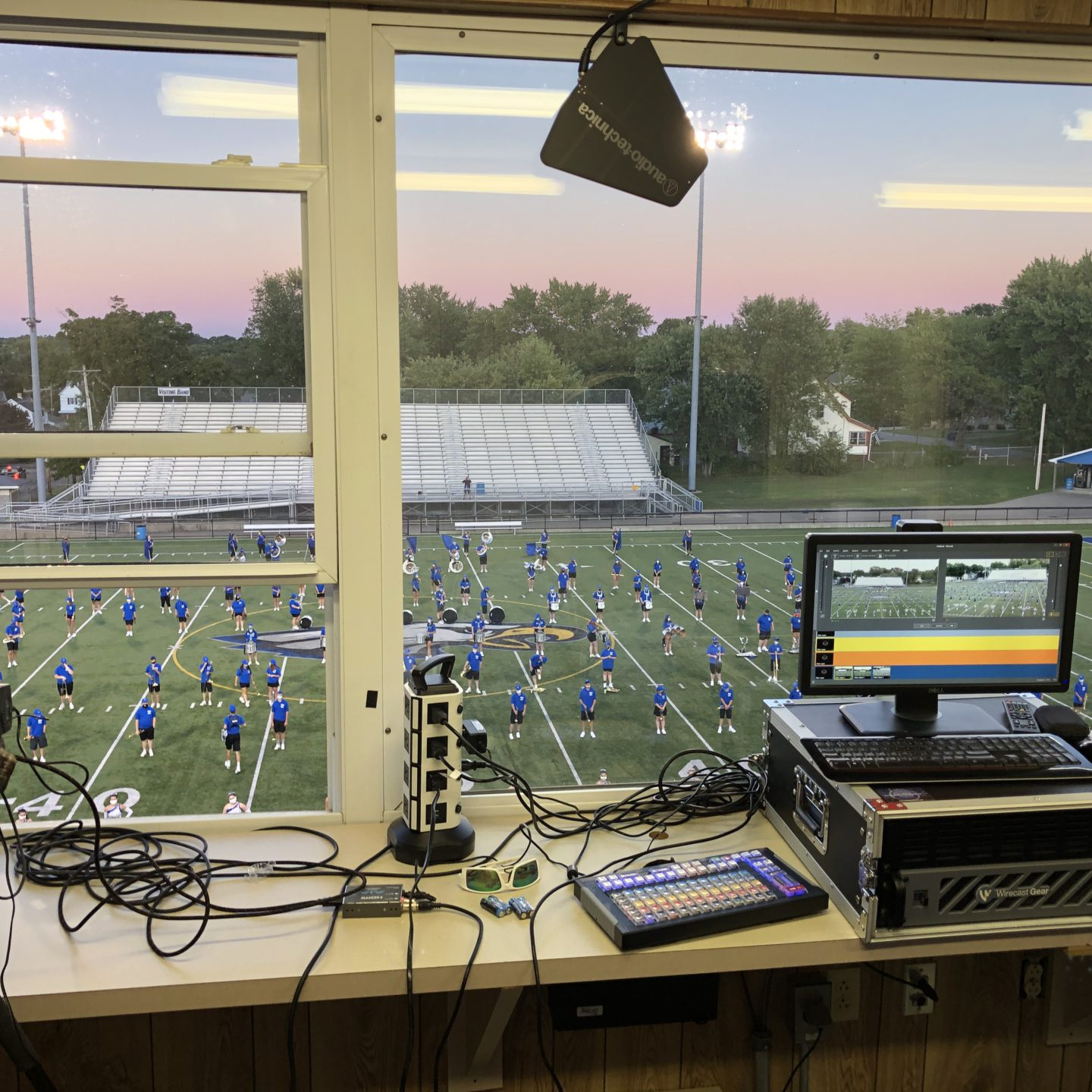 High School Band Video Production